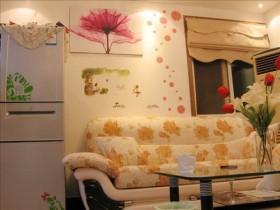 70平二居客厅装修效果图94