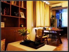 日式风格餐厅装修效果图66