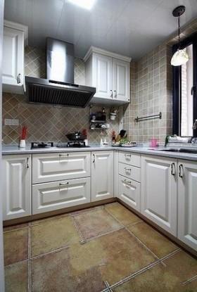 70平二居厨房装修效果图40