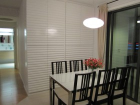 70平米二居室餐厅装修效果图43
