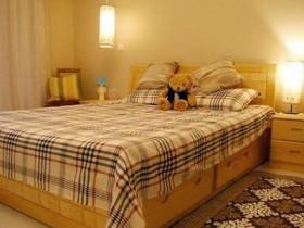 婚房卧室装修效果图37
