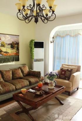 沙发装修效果图1122