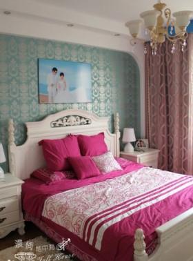 卧室装修效果图1000