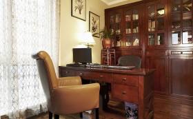 书房装修效果图205