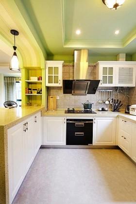 厨房装修效果图451