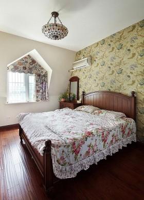 120平三居卧室装修效果图74