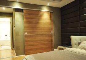 130平三居卧室装修效果图29