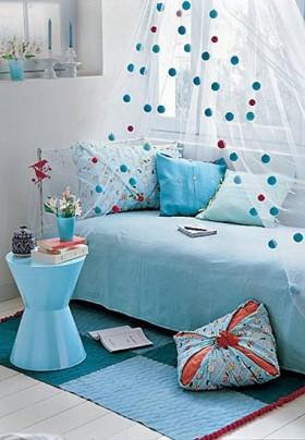 婚房卧室装修效果图823