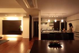 旧房三居装修效果图561