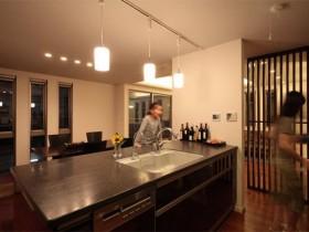 旧房厨房装修效果图418