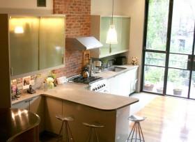 厨房装修效果图338