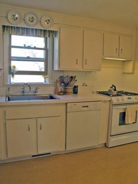 130平混搭三居厨房装修效果图257