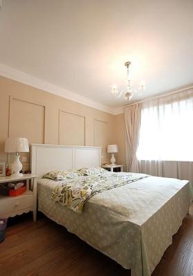 三居室床装修效果图367