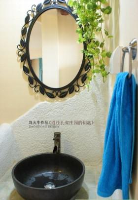 洗手台装修效果图119