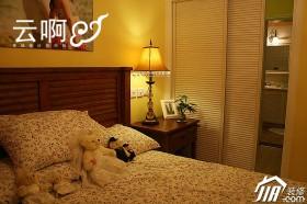 床装修效果图260
