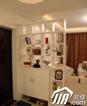 三居室隔断装修效果图大全2015图片