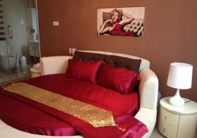 四居室床装修效果图806
