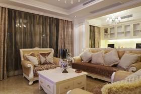 140平家居客厅装修效果图50