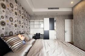 四居室卧室书桌装修效果图283