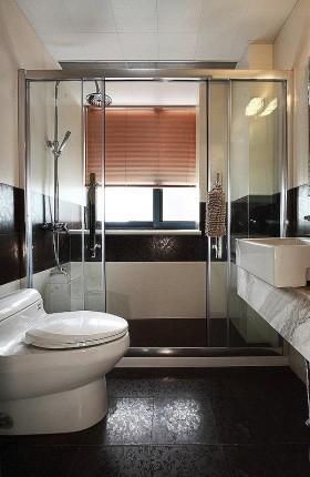 四居室卫生间装修效果图322