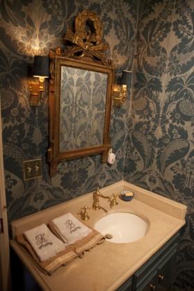 浴室柜装修效果图80