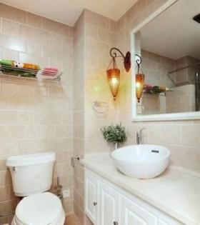 洗手台装修效果图16