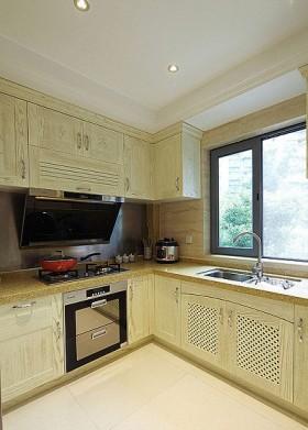 130平家居厨房装修效果图486