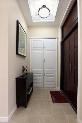 舒适家居装修 玄关装修效果图90