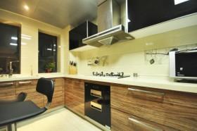 130平混搭厨房装修效果图470
