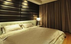 130平混搭家居卧室床装修效果图777