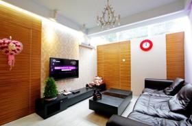 50平家居客厅装修效果图