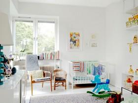个性独特空间 十种清丽儿童房
