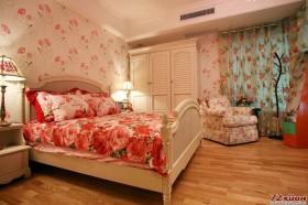 粉色的空间让家居带上了甜美的感觉。