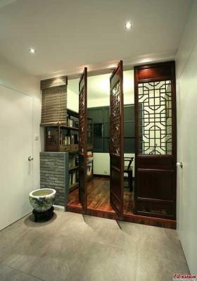 三居室120平米装修效果图大全2015图片