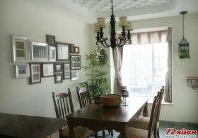 现代家居中,餐厅正日益成为重要的活动场所,布置好餐厅,既能创造一个舒适的就餐环境,还会使居室增色不少