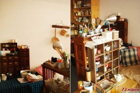 客厅的摆设、颜色都能反映主人的性格、特点、眼光、个性等。