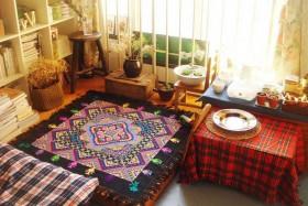 东南亚风格白领家居装修图片