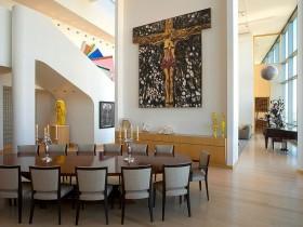 160平别墅餐厅装修设计图
