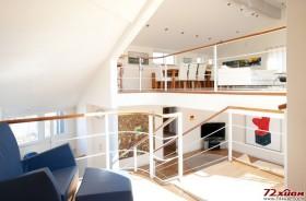 开放式的空间为家居生活创造了更多可能。