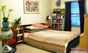 随意的混搭卧室,让居室充满了家的味道。