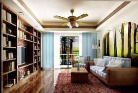 东南亚白领家居装修设计图