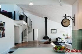 迷人的家 白色纯净环绕