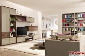 沙发土豆的客厅