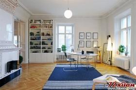 北欧风格的家居