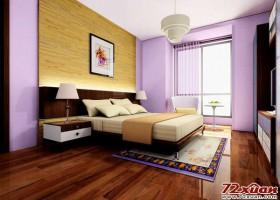 现代简约 紫色渲染