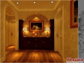 室内装修古典风格装修效果图
