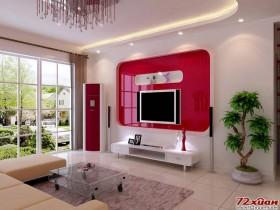 粉红色的浪漫家居设计