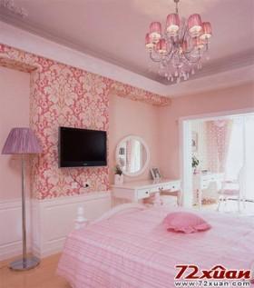 卧室装修设计图片 女性最爱