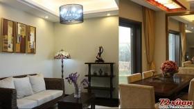 新中式家居 装修图欣赏