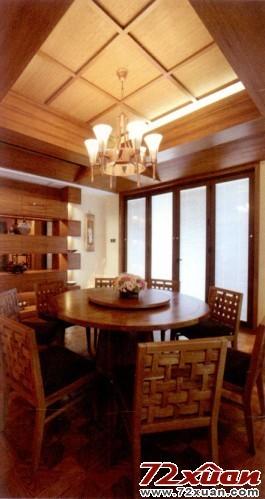 东南亚风格 极力舒适、休闲家居